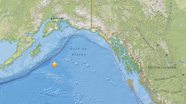 Dünyayı sarsan deprem! Tsunami bekleniyor