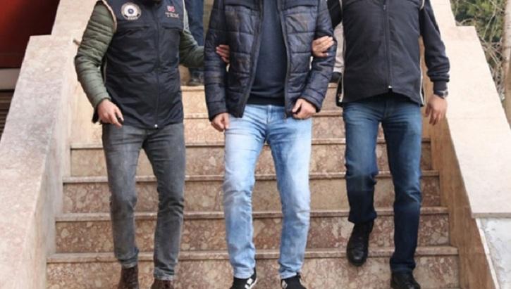 Terör propagandası yapan asker tutuklandı!