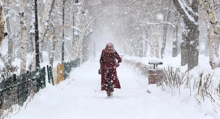 DİKKAT! Kamuda çalışan engelli ve hamilelere kar tatili