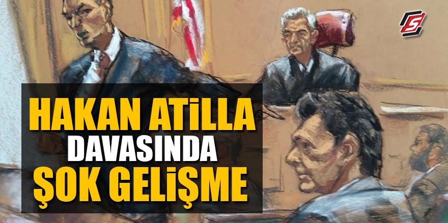 Hakan Atilla davasında şok gelişme!