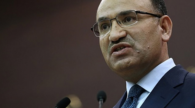 Bozdağ'dan ABD'ye:Türkiye artık sadece söze bakmayacak…