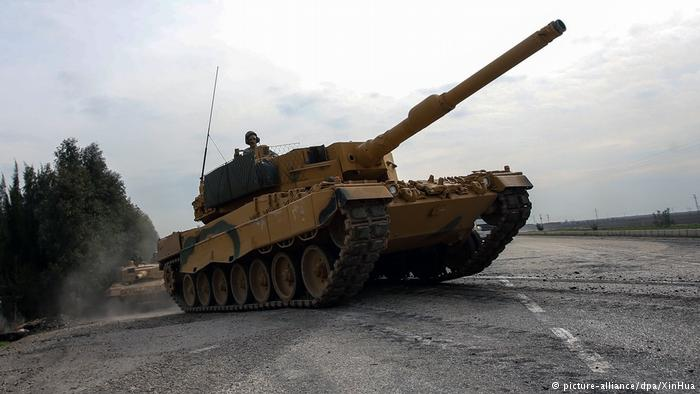 Almanya Türkiye'ye silah satışını durduracak mı?