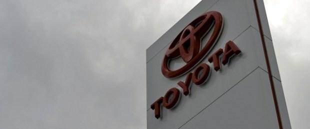 Toyota: Geri çağırma Türkiye ve Avrupa'daki araçları kapsamıyor