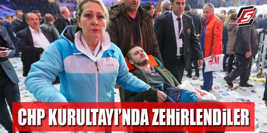 CHP Kurutayı'nda zehirlendiler