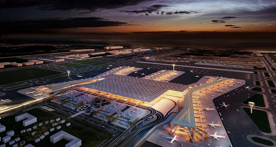 Üçüncü havalimanı için 3500 kişi işe alınacak! İşte şartlar
