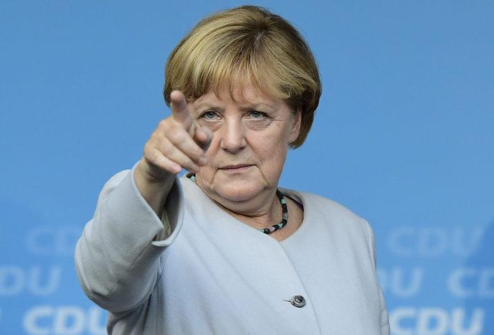 Merkel'den uzlaşma çağrısı