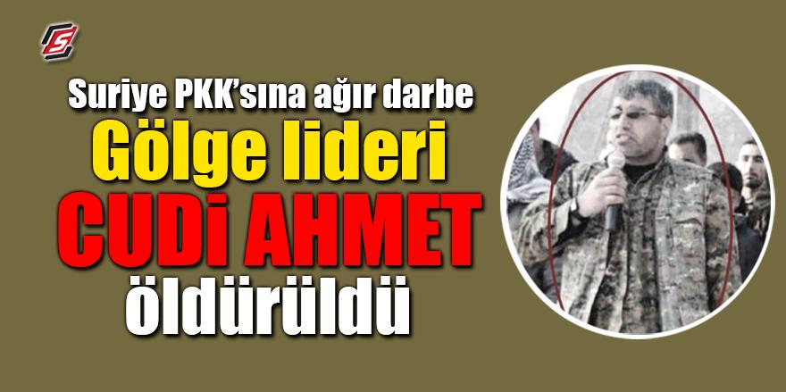 Suriye PKK'sına ağır darbe! Gölge lideri Cudi Amed öldürüldü