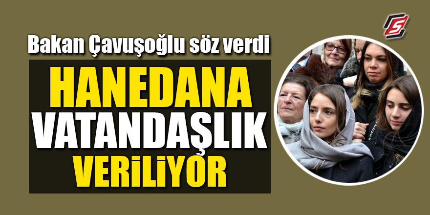 Bakan Çavuşoğlu söz verdi! Hanedana vatandaşlık veriliyor