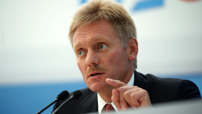 Peskov: ABD, Suriye'nin istikrarı için yeterli desteği vermiyor