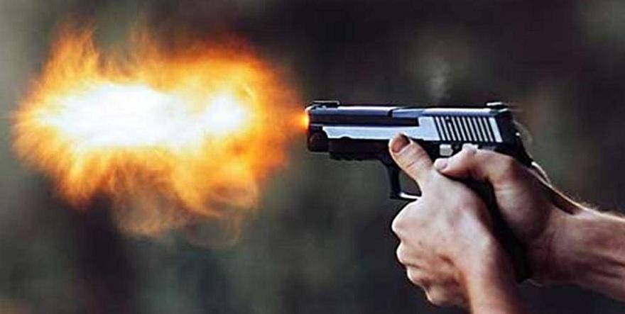 Başkanın aracına silahlı saldırı