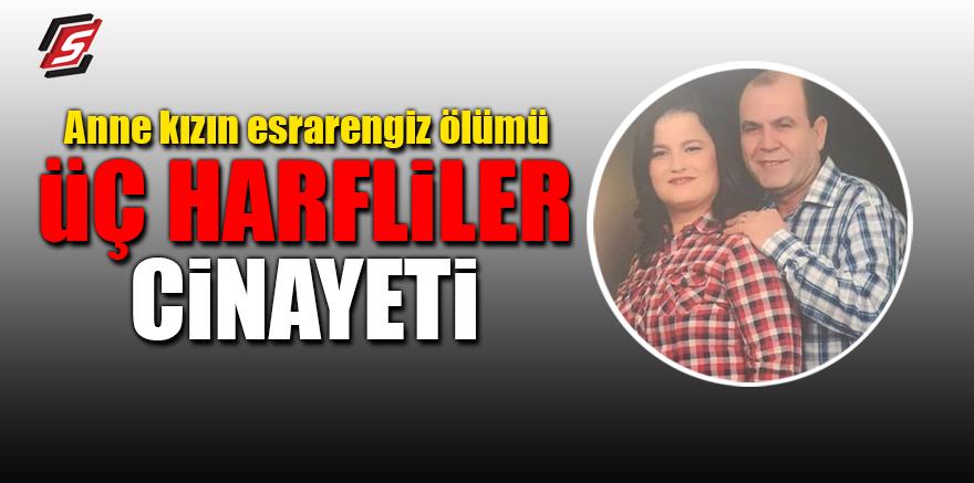 Anne kızın esrarengiz ölümü! Üç harfliler cinayeti