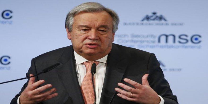 BM'den korkutan Suriye uyarısı