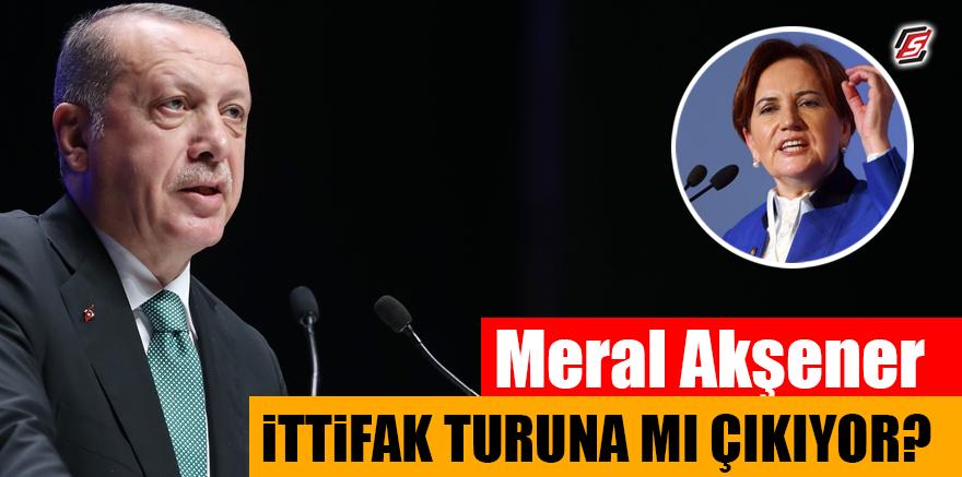 Erdoğan ve Akşener'den sürpriz görüşme