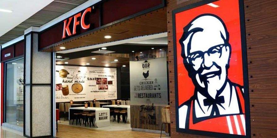 KFC'nin tavuğu bitti