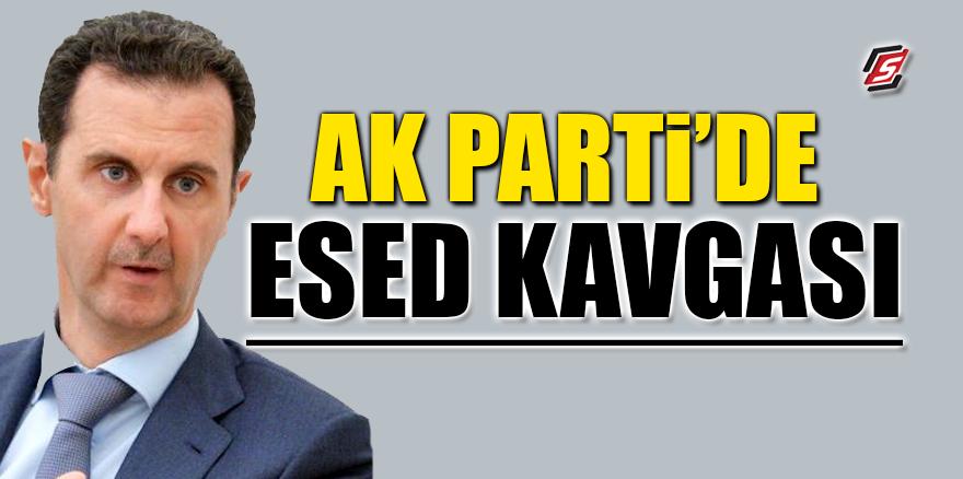 AK Parti'de Esed kavgası