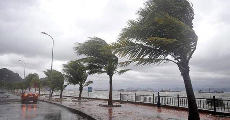 Meteorolojiden flaş fırtına uyarısı