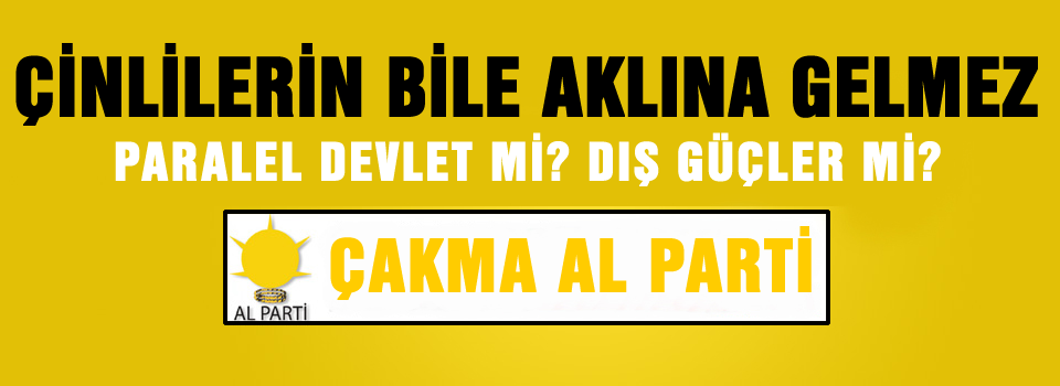 AKP'nin Alternatifi AL PARTİ