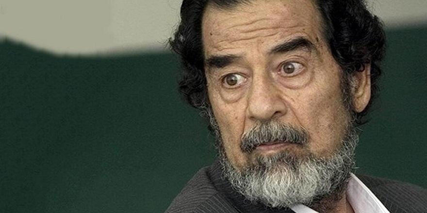Saddam Hüseyin ile ilgili flaş gelişme