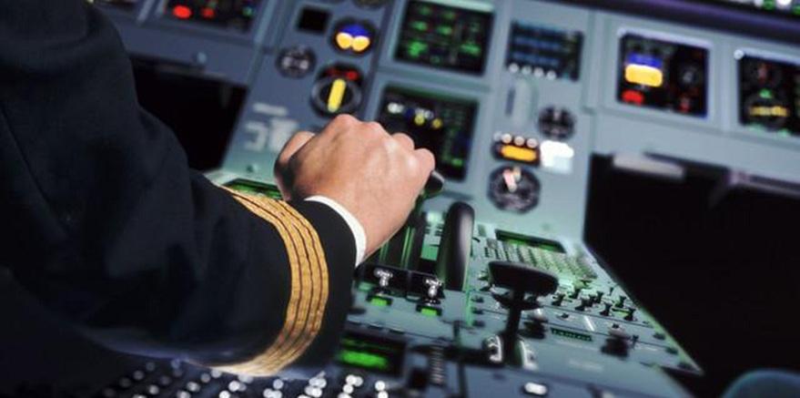 İran'da düşen uçağın pilotların isimleri açıklandı
