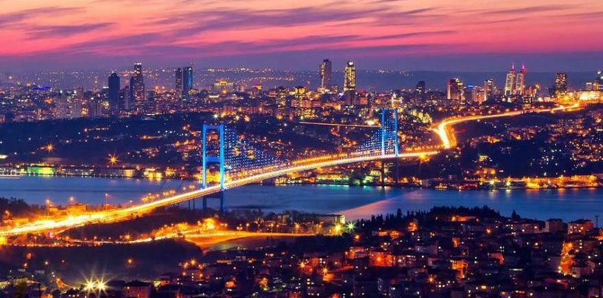 İstanbul'a sürpriz proje