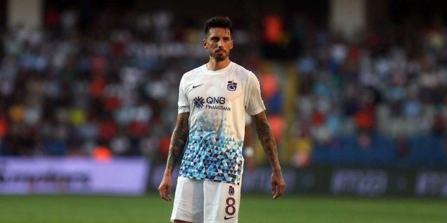 Trabzonspor'da Sosa'ya büyük şok