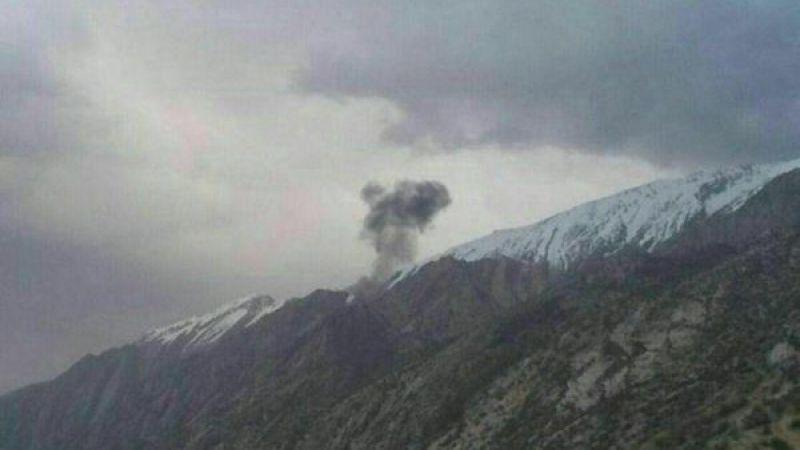İran'da düşen uçakla ilgili şok iddia