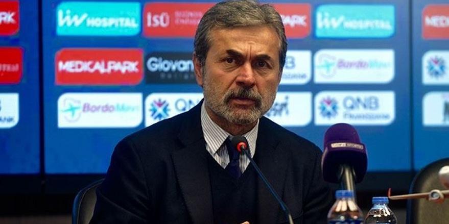 Aykut Kocaman istifa edecek mi? Resmen açıkladı