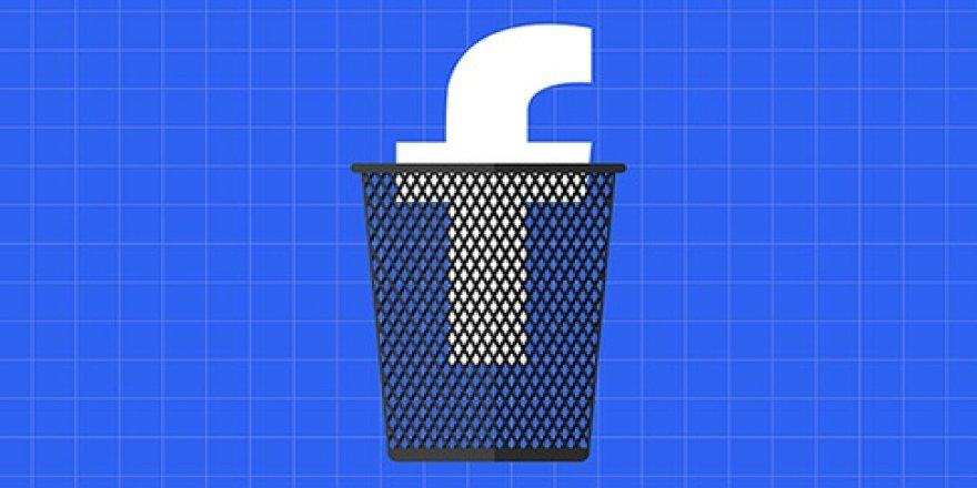 "Zuckenberg'e büyük darbe: ""Facebook Sil"""