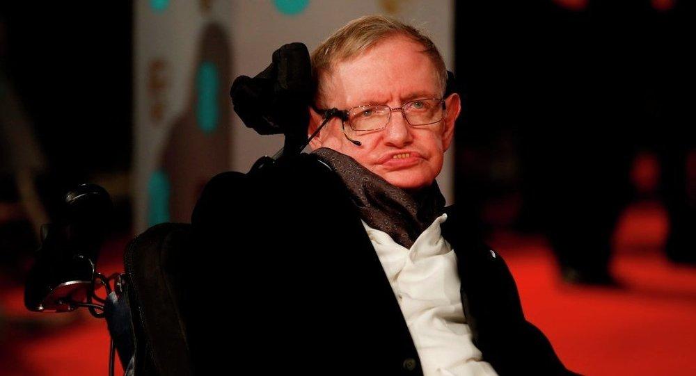 Ünlü Fizikçi Hawking için lokma döktürüldü