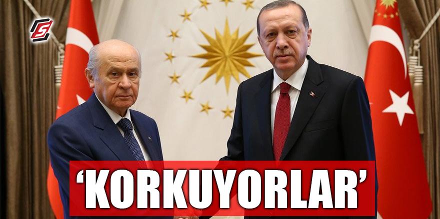 Temel Karamollaoğlu: 'KORKUYORLAR'