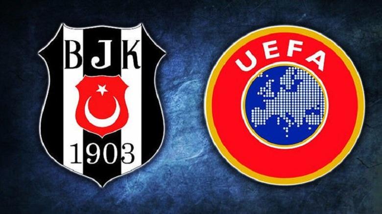 UEFA'dan flaş Beşiktaş kararı