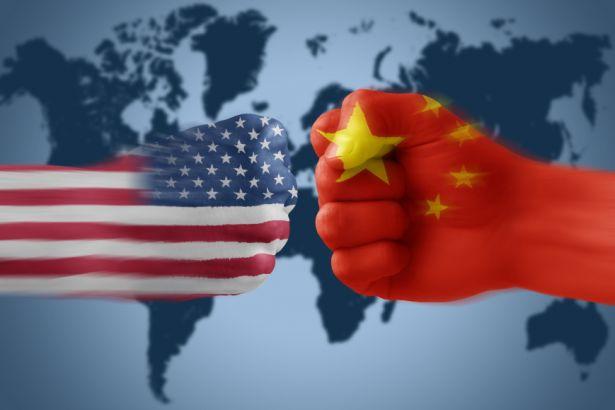 Çin ABD savaşı!