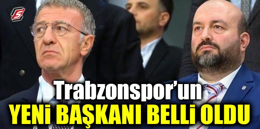 Trabzonspor'un yeni başkanı kim oldu?
