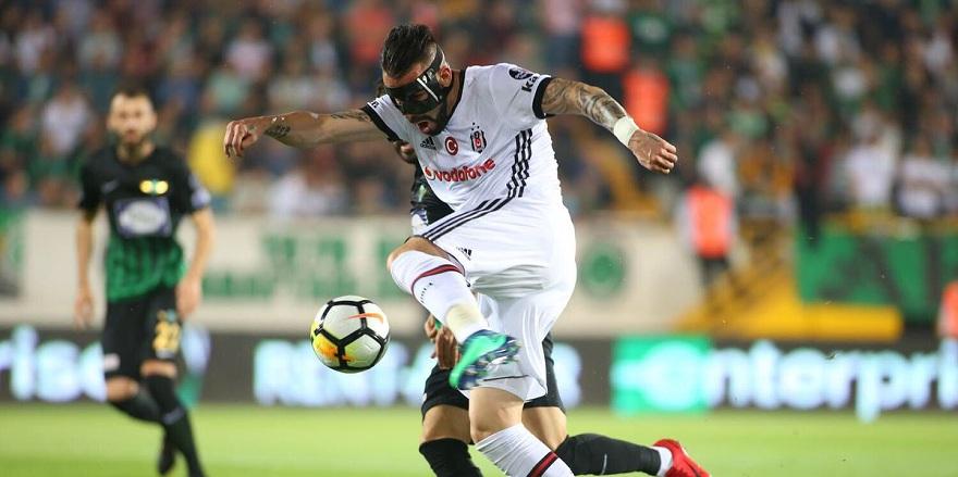 Akhisar – Beşiktaş maçı kaç kaç bitti?