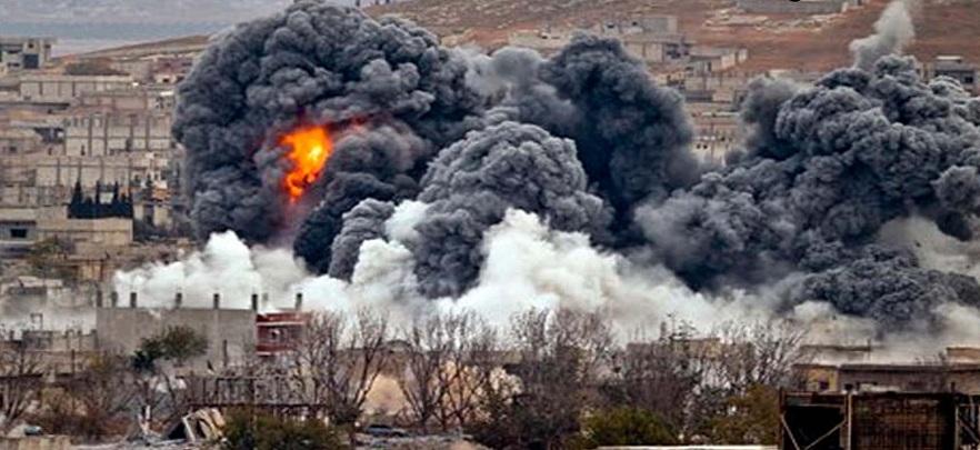 Flaş açıklama! 'ABD bombaladı Rusya rahatladı'