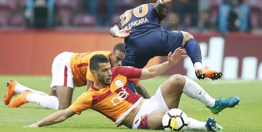Galatasaray – Başakşehir maçı kaç kaç bitti?
