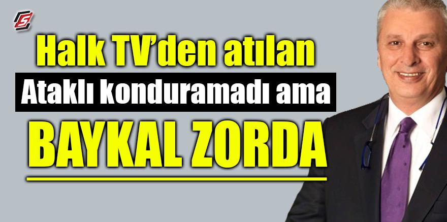 Halk TV'den atılan Ataklı konduramadı ama Baykal zorda