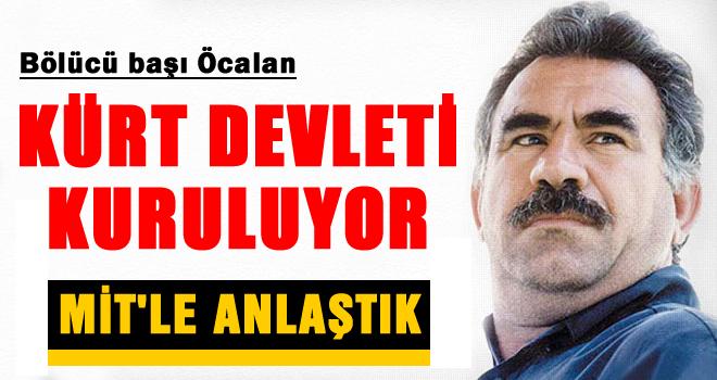 Öcalan: MİT'le anlaştık özerklik olacak!