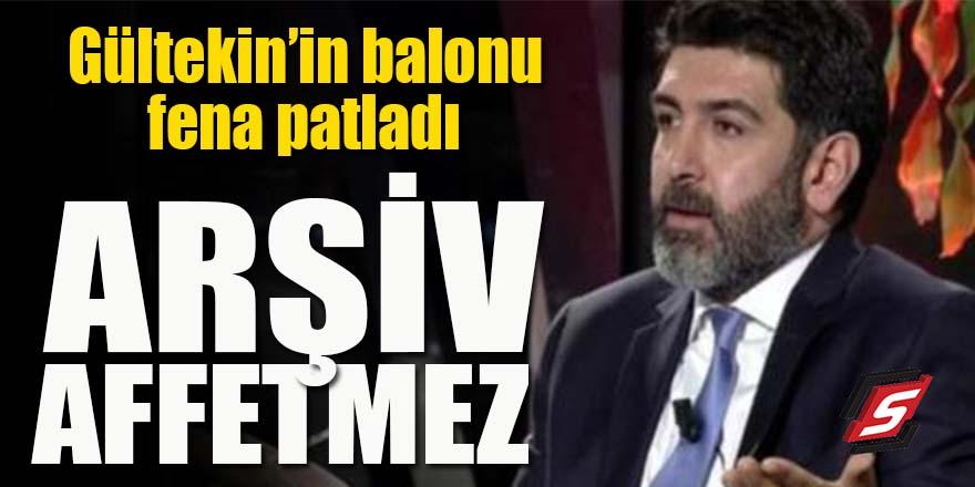 """""""Cumhurbaşkanı adayıyım"""" diyen Levent Gültekin'in balonu fena patladı"""