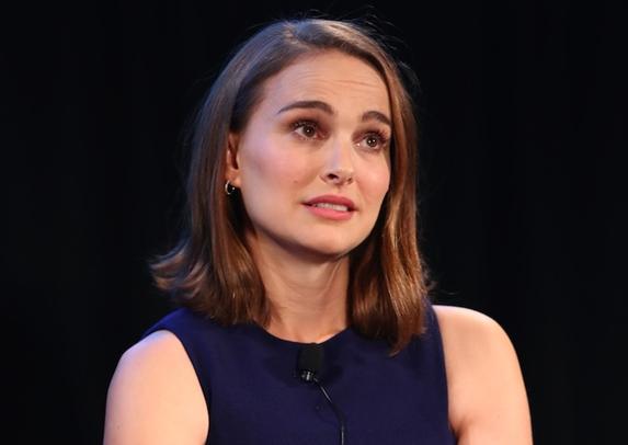 Natalie Portman İsrail'e rest çekti ! Tören iptal oldu...