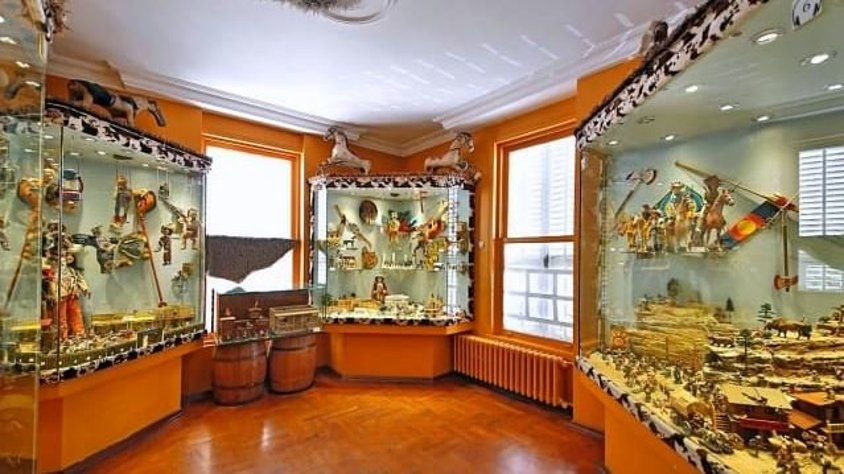 İstanbul Oyuncak Müzesi'nde 23 Nisan şenliği