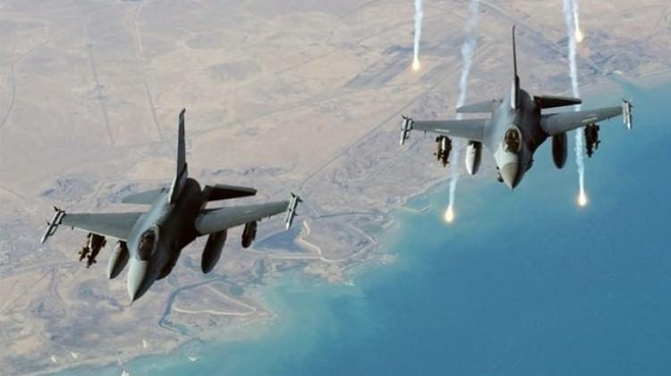 Suudi Arabistan'dan hava saldırısı ! Ölü ve yaralılar var...