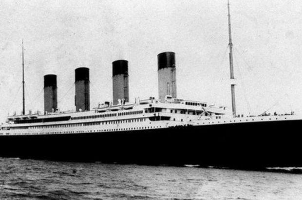 Titanik'in menüsü satıldı!