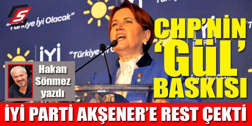 İYİ Parti Akşener'e rest çekti!