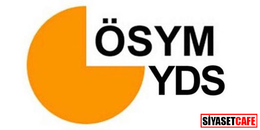 1 Nisan 2018 YDS sonuçları açıklandı...