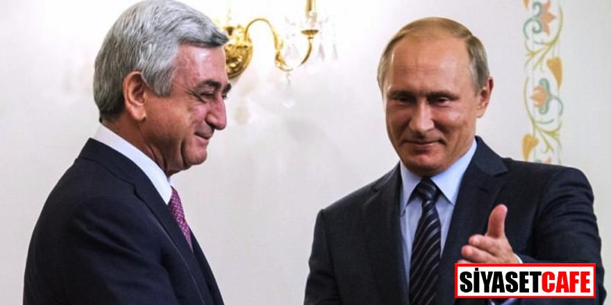 Ermenistan Cumhurbaşkanı ve Putin görüşmesinde neler konuşuldu?