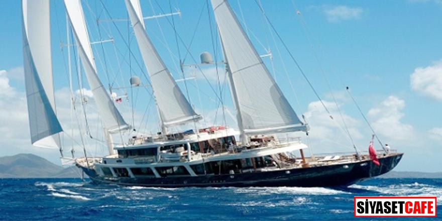 Yelkenli meraklılarını sevindirecek haber ! En büyük yelkenli Marmaris'te...