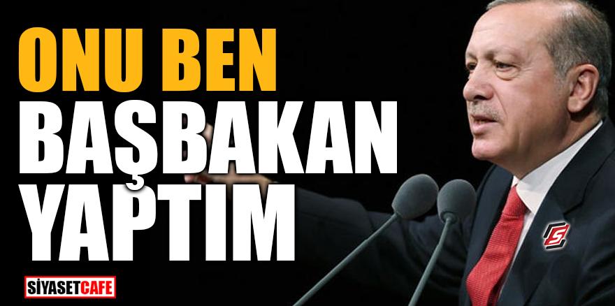 Erdoğan'ın adam değil dediği Abdüllatif Şener: O'nu ben başbakan yaptım!