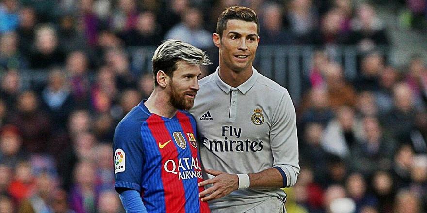 IŞİD'ten kan donduran Messi ve Ronaldo paylaşımı!