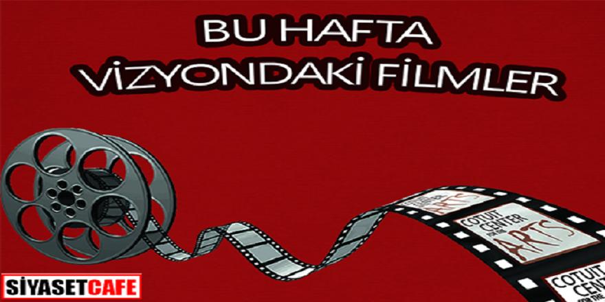 (25 Mayıs-1 Haziran) Haftasında vizyona giren filmler